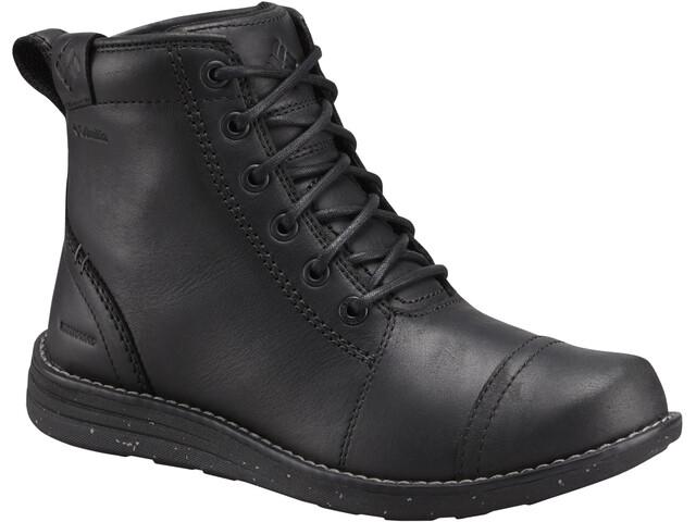 """Columbia Irvington 6"""" LTR Boot WP Zapatillas Hombre, black/charcoal"""